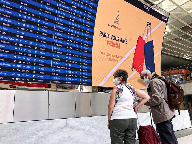 Ce service est gratuit sur présentation d'une carte d'embarquement tous les jours de 09h à 19h - Crédit photo : Paris Aéroport