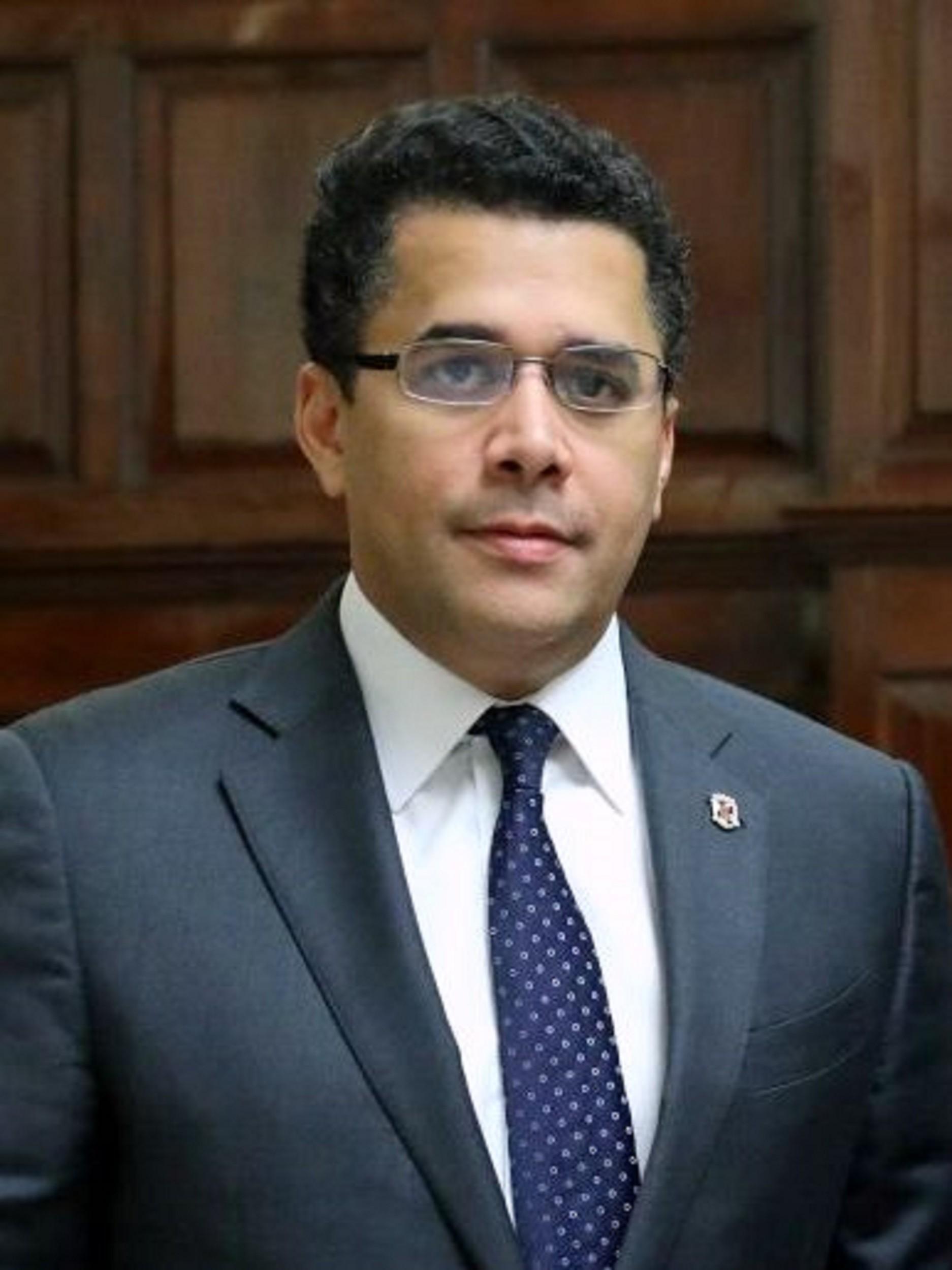 Miguel David Collado Morales, nouveau ministre du tourisme /crédit DR