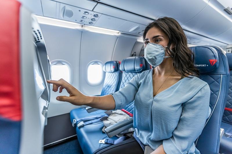 Pour les voyages avant le 31 octobre, Delta limite le nombre de passagers à bord de tous les avions - DR : Delta Air Lines