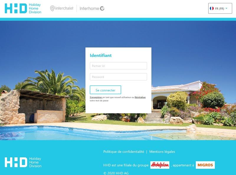 La rubrique « Mes réservations » permet d'avoir un aperçu de tous les dossiers, pour suivre ses réservations, options et annulations - DR : Interhome