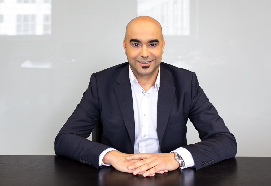Jamel Chandoul devient vice president de la distribution en agences pour le Moyen-Orient et l'Afrique - Crédit photo DR