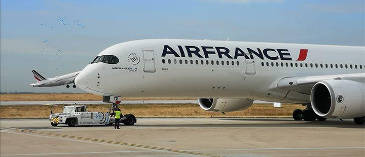 D'ici fin 2020, près de 60% de la flotte des engins de piste utilisés par Air France sur les aéroports sur lesquels la compagnie opère ses propres matériels (Paris-Charles de Gaulle, Paris-Orly ainsi que les escales Air France en France métropolitaine) seront électriques. - DR