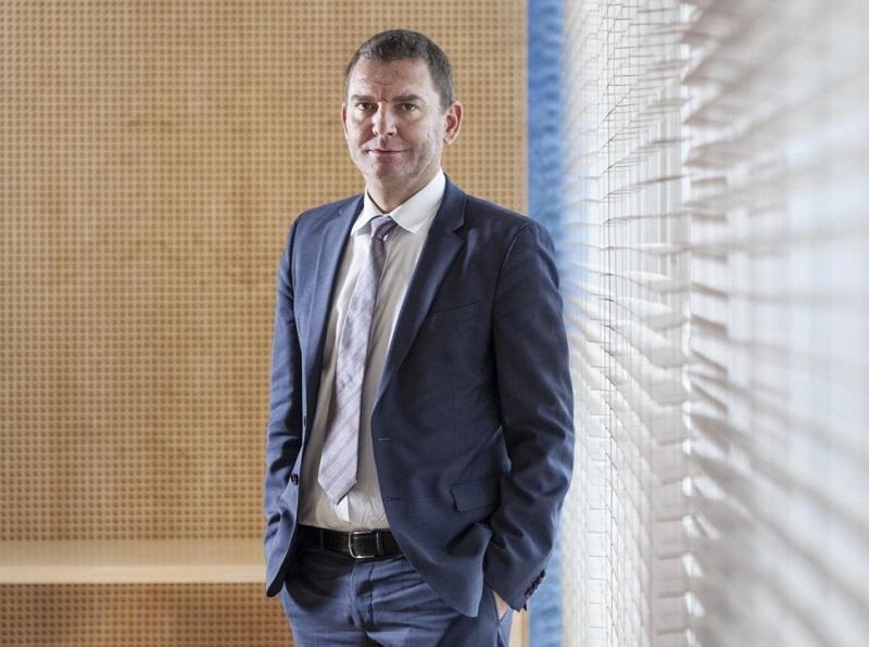 Oltion Carkaxhija est arrivé d'Air Canada en 2018 en tant que vice-président en charge des relations sociales - DR