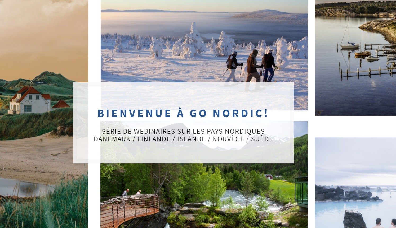 Webinaire Go Nordic! les 22 et 24 septembre 2020 - Dr