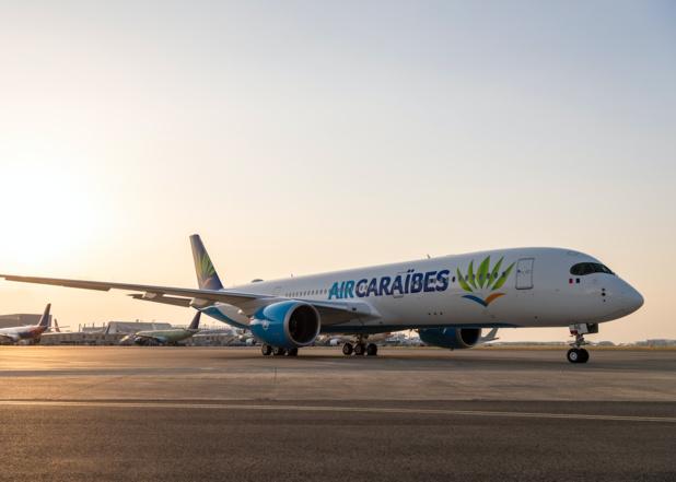 Dans le cadre de ces nouvelles conditions tarifaires, Air Caraïbes s'est associée au Crédit Agricole qui se réserve le droit d'acceptation de ces règlements. © Airbus 2019, A. Doumenjou / Master films