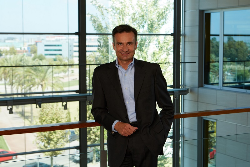 Marco Sansavini est le nouveau PDG de Vueling Airlines - DR : Vueling Airlines