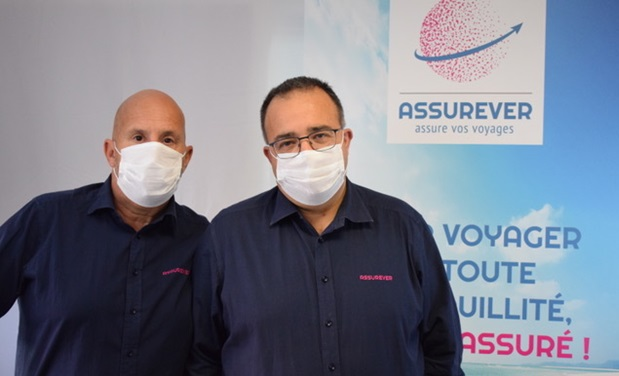 Assurever propose des masques de protection aux professionnels du tourisme - DR