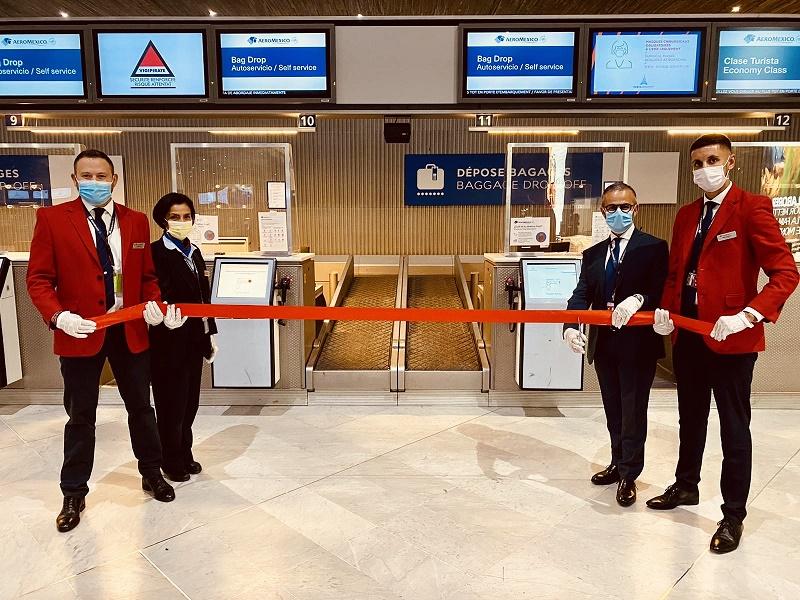 Paris, la nouvelle destination avec enregistrement automatisé des bagages pour les clients Aeromexico - DR