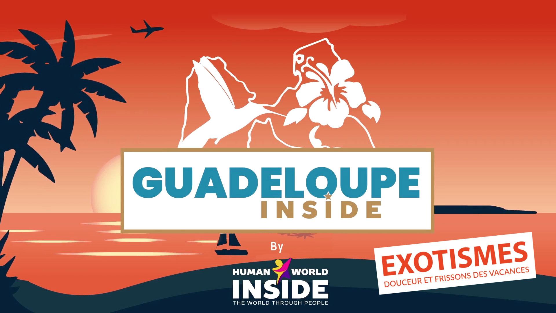 Guadeloupe Inside en avant-première à l'hôtel Arawak Beach Resort