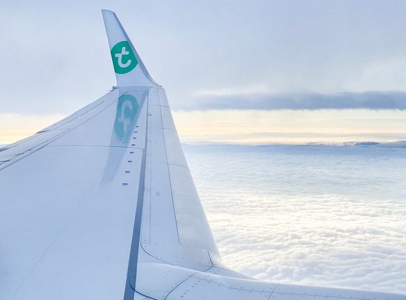 La compagnie ouvrira une nouvelle ligne entre Paris-Orly et Saint-Jacques-de-Compostelle, à raison de 2 vols par semaine - DR : Transavia