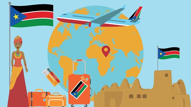Les formalités d'entrée au Soudan du Sud se digitalisent (image: AdobeStock)