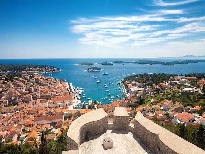 Cet Automne Je Voyage en Croatie