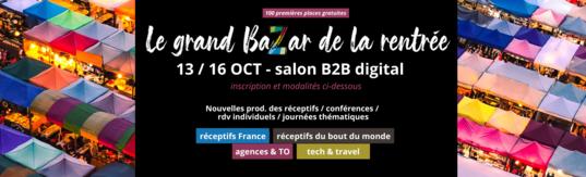 Salon B2B : TogeZer lance le Grand Bazar de la rentrée