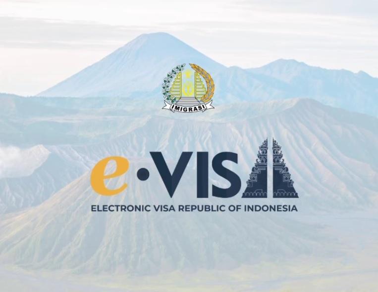 L'Indonésie présente son e-Visa (image:DitJen Imigrasi)
