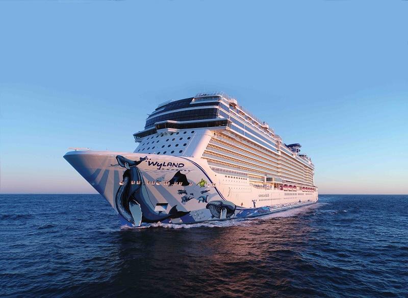 Un des navires de Norwegian Cruise Line - Photo NCL