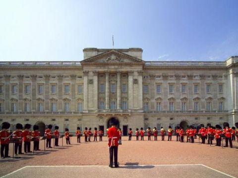 Buckingham Palace. - Photo VisitBritain