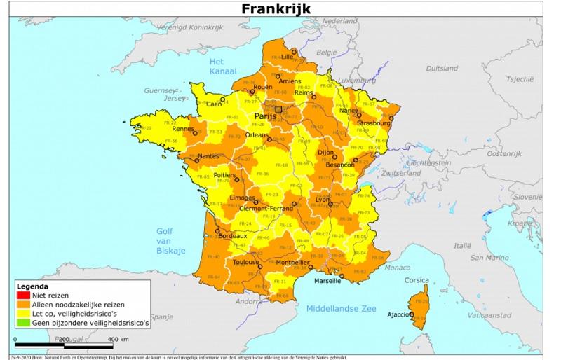 La Roumanie impose elle aussi une quatorzaine aux Français ou aux personnes ayant séjourné en France - DR