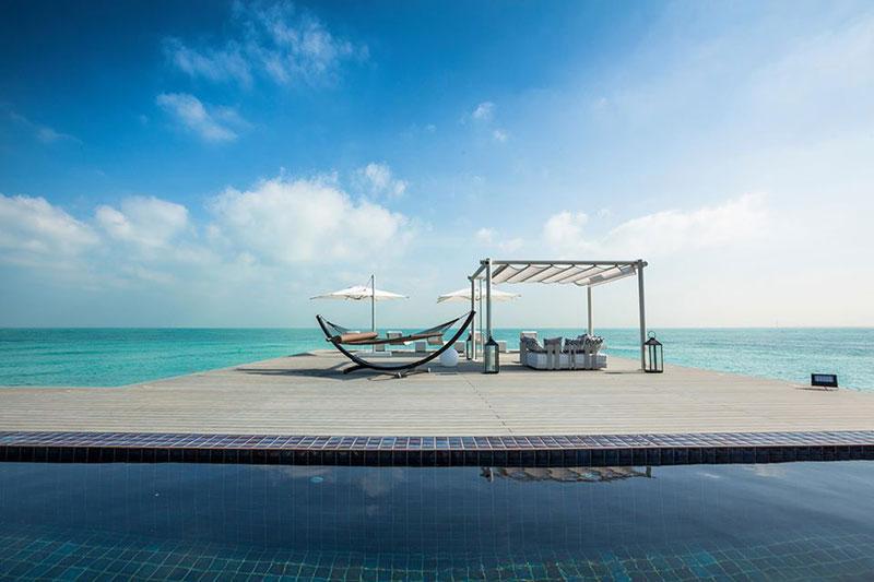 Île de Nurai © Zaya Nurai Island Resort