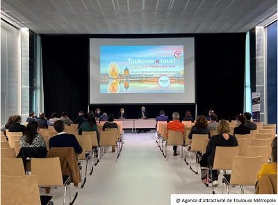 Charte Toulouse Safe élaborée par l'agence d'attractivité de Toulouse Métropole - DR