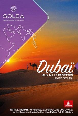La brochure Solea - DR