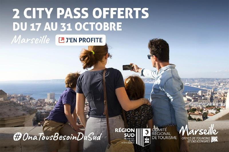 """Tourisme : """"Se réunir à Marseille, c'est possible !"""""""