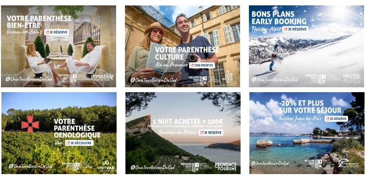 Bienvenue en Provence-Alpes-Côte d'Azur !  - DR CRT SUD PACA