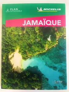 Le Guide Vert dédié à la Jamaïque - DR