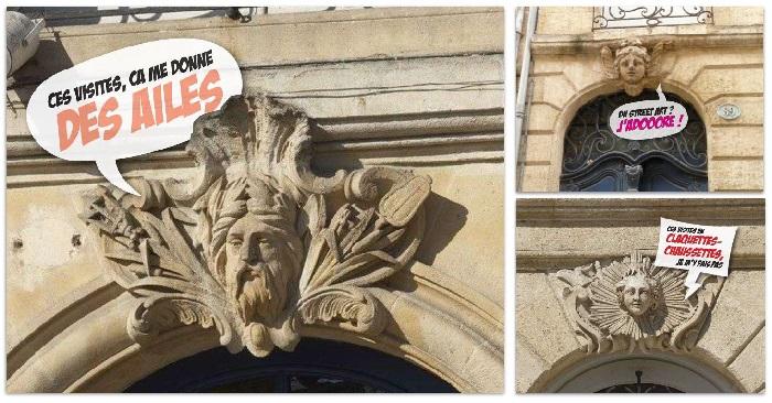 """""""Bordeaux nous envoie Balader"""" intervient en soutien aux guides indépendants et prestataires proposant des visites, impactés notamment par le faible nombre de touristes étrangers. - DR"""