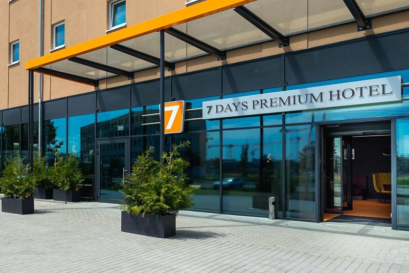 L'hôtel 7 Days Premium de Berlin - DR
