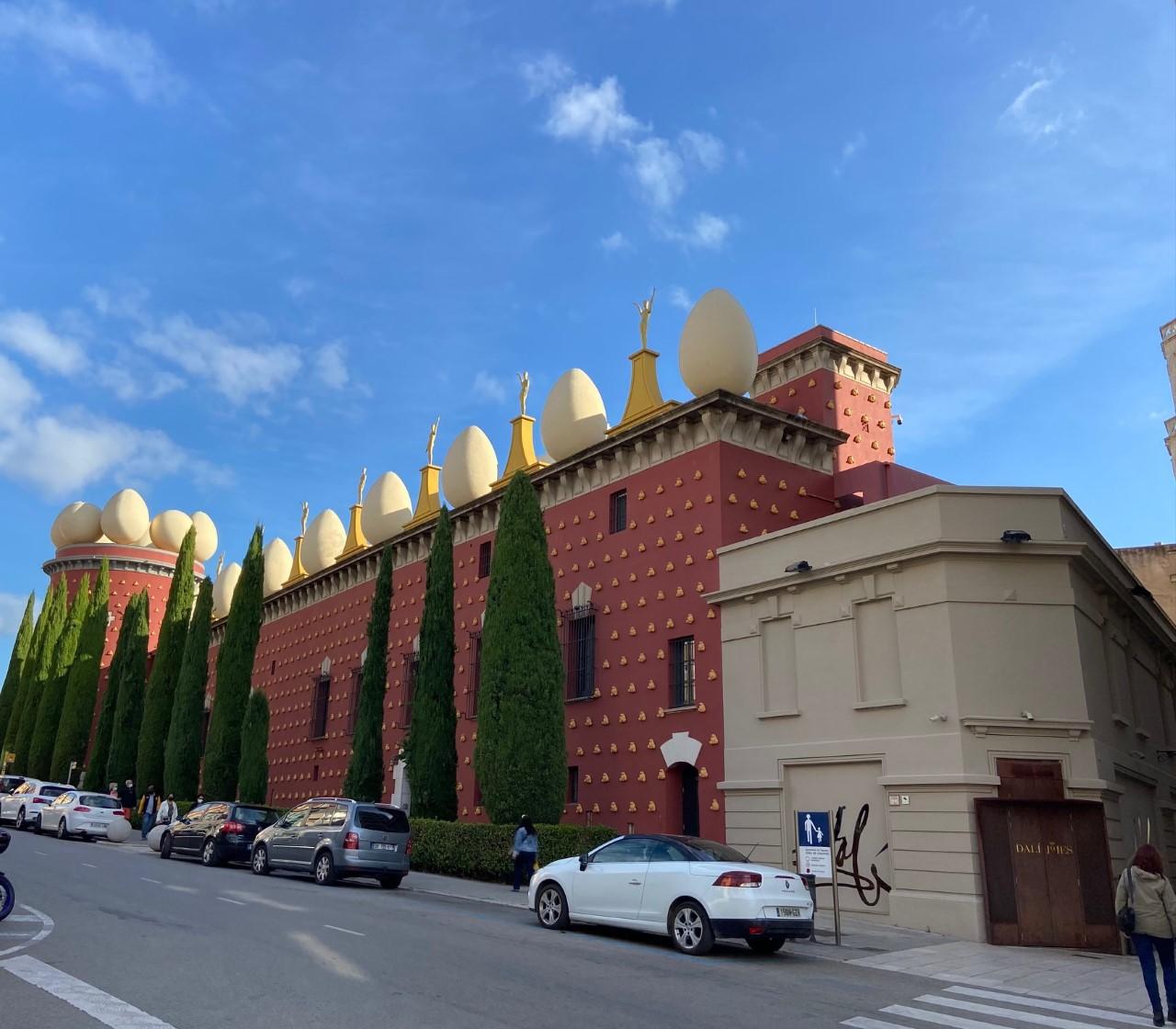 Musée Dali, Figueras-DR SHD