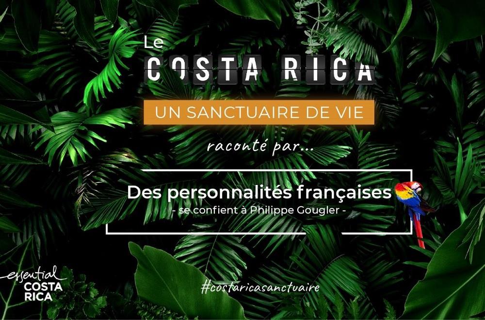 La campagne visible sur le compte Instagram Visit_CostaRicafr se poursuit- DR