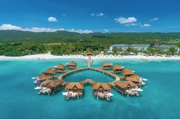 D'ici le 1er février 2021, l'ensemble des Sandals Resorts et des Beaches Resorts seront ouverts - DR : Sandals Resorts International