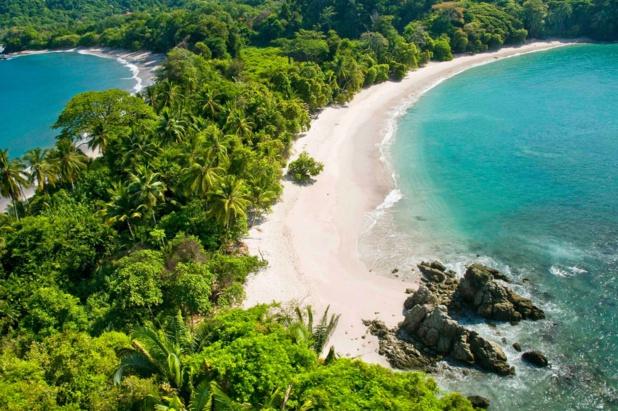 Parc national Manuel Antonio-DR Office du tourisme du Costa Rica