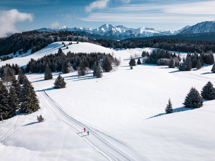 Le confinement pourrait durer entre 8 et 12 semaines, les stations de ski pourraient ne pas voir Noël - DR
