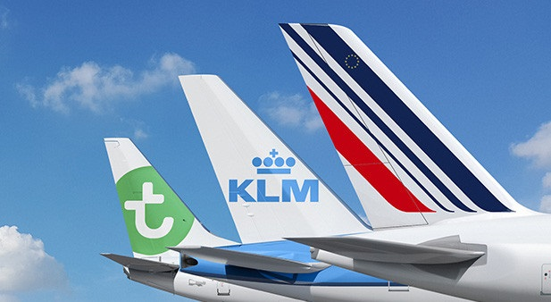 Le groupe a enregisté une baisse du CA de 57% depuis le début de l'année- Crédit photo : Air France - KLM
