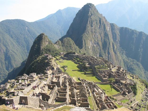 La cité du Machu Picchu au Pérou - DR
