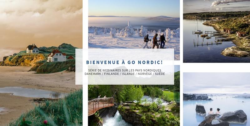 Le dernier webinaire de la série aura pour thème Meet the locals !]b et se déroulera b[le lundi 9 novembre de 10h à 11h avec la Finlande, la Norvège et la Suède, et le mardi 10 novembre de 10h à 11h avec le Danemark et l'Islande. - DR