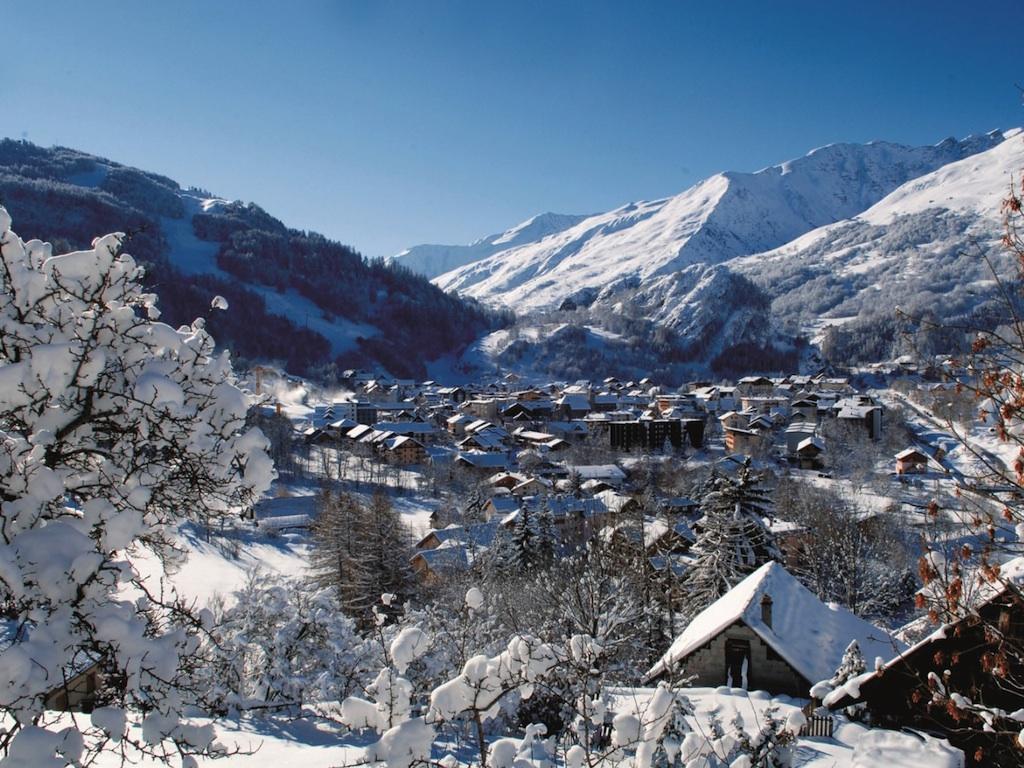 La part hivernale de la clientèle étrangère sur Valloire Galibier représente 7,8 % des nuitées professionnelles ce qui est relativement faible. - DR Valloire Tourisme