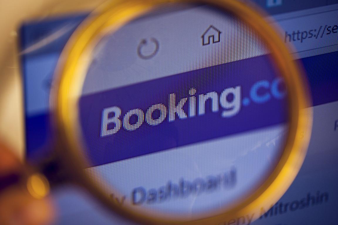 """""""Booking.com fait partie des plateformes les moins chères du marché"""" selon Malena Gufflet, la directrice France de Booking.com - Crédit photo : Depositphotos @e.m.mitroshin.gmail.com"""