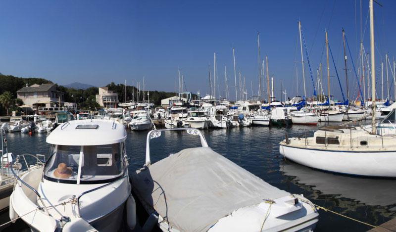 Port de Taverna - DR Agence du Tourisme de Corse - Sylvain Alessandri