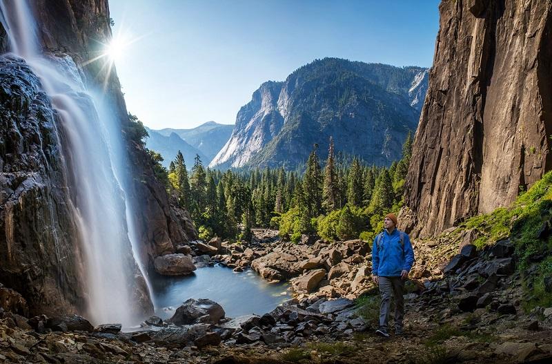 Brand USA organise un webinaire dédié à la région des montagnes de la High Sierra en Californie, jeudi 19 novembre 2020 à 14h00 - DR : Visit California