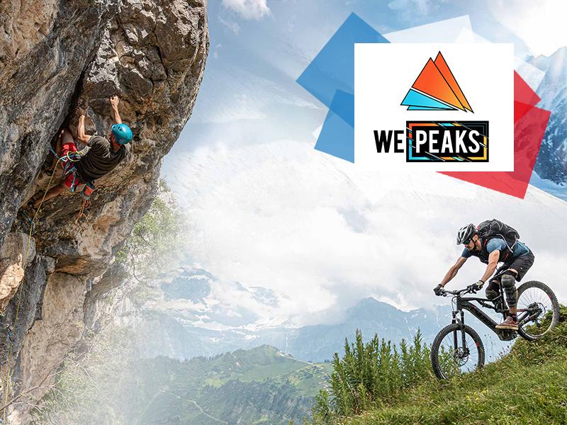 Découvrir le patrimoine naturel français par le sport (Presles, Chamonix, Morzine) / DR WePeaks