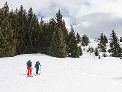 Ski de Randonnée dans le Beaufortain / DR WePeaks