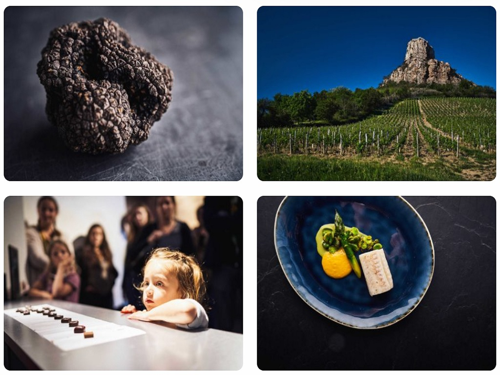 La Vallée de la Gastronomie France, une nouvelle destination touristique et gourmande pour 2021 !