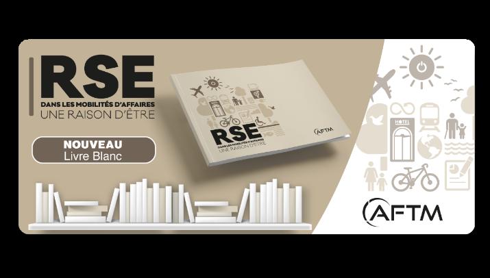 nouveau livre blanc publié par l'AFPT sur la RSE des entreprises - DR