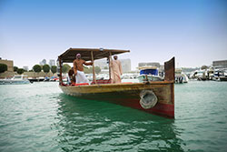 Abu Dhabi Pearl Journey, ©Department of Culture and Tourism