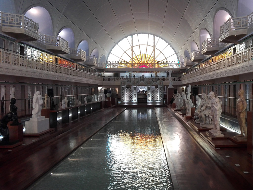 La Piscine - Musée d'art et d'industrie André Diligent de Roubaix - Photo JS