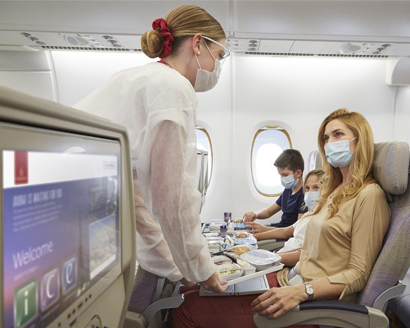 Le client pourra bénéficier de 126 euros par jour et par personne, pendant un maximum de 14 jours consécutifs si le voyageur est en dehors de son pays de résidence et est testé positif au COVID-19, et s'il est placé inopinément en quarantaine obligatoire - DR