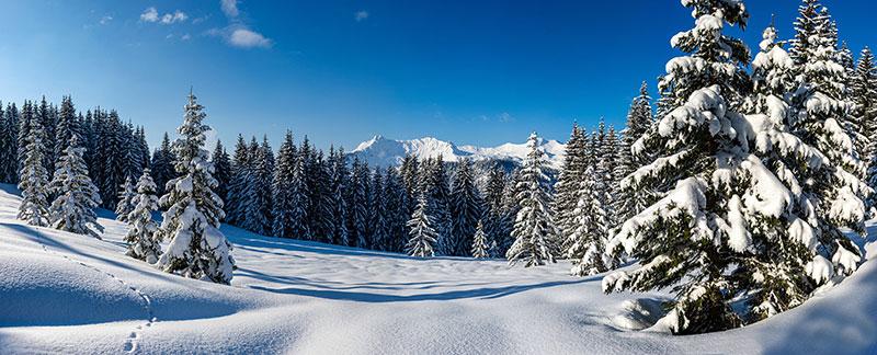 Massif du Chablais © C.MARTELET Auvergne-Rhône-Alpes Tourisme