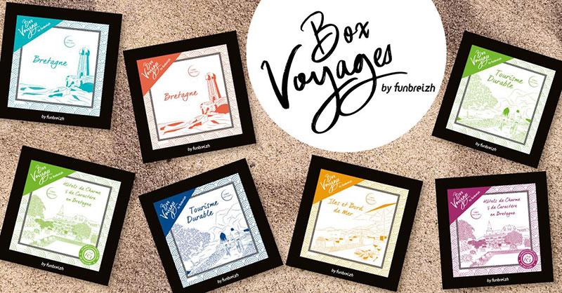 Box Voyages Good Ventes - DR Funbreizh